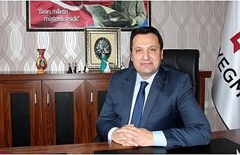 Fidancı'dan Gazetemize Kutlama