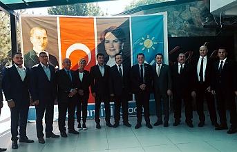 İyi Parti Karaman İl Yönetim Ve Başkanlık Divanı...