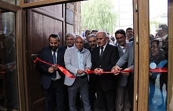 Karaman'da Tarihi Hatuniye Medresesi Millet Kıraathanesi...