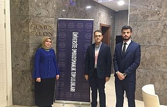 KMÜ Öğrencileri Ombudsmanlık Toplulukları Çalıştayına...