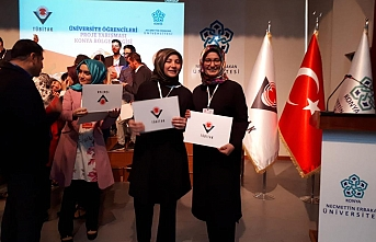 KMÜ Öğrencilerinden TÜBİTAK Proje Yarışmasında...