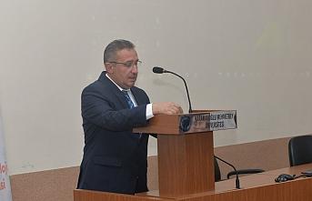 KMÜ'de Enerji Verimliliği Konuşuldu