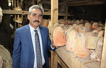 Mağarada Üretilen Peynir Yıllık 3.5 Milyon Lira...
