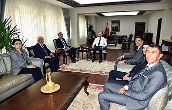 Meram Elektrik Anonim Şirketi Genel Müdüründen...