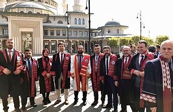 Rektör Akgül, Külliye'de Akademik Yıl Açılış...