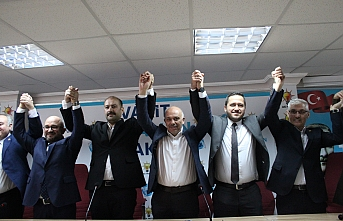 AK Parti Başkan Adayı Şahin: Partimizin Belediyecilik...