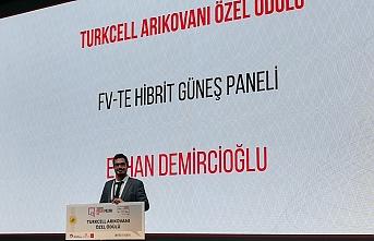 Arıkovanı'ndan KMÜ Mezunu Demircioğlu'na Özel...