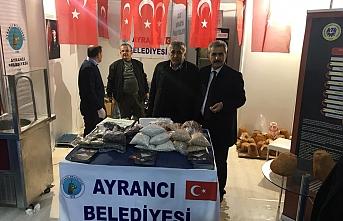 Ayrancı Belediyesi Standı Yenikapı'da İlgi Odağı...