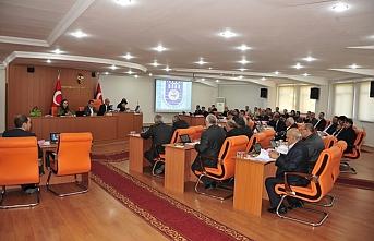 Belediye Meclisi Bütçe Ağırlıklı Toplanıyor