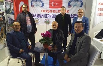 İstanbul'da Karaman Günlerine Yoğun İlgi