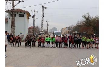 Okul Sporları Kros Müsabakaları Tamamlandı