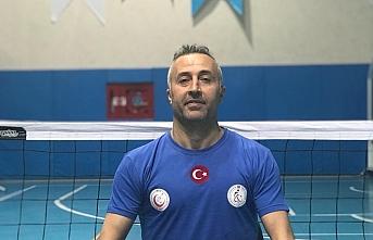 Oturarak Voleybol Milli Takımına Karamanlı Kaptan