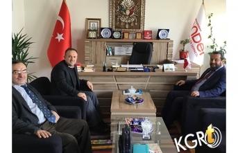 Rektör Akgül'den Sivil Toplum Kuruluşlarına...