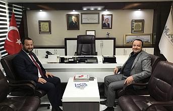 Rektör Akgül'den MÜSİAD'a Ziyaret