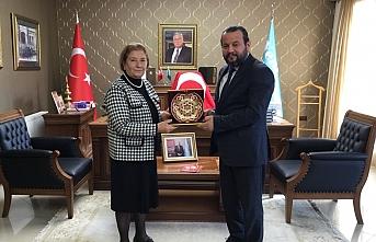 Rektör Akgül'den Yeni Türkiye Stratejik Araştırma...
