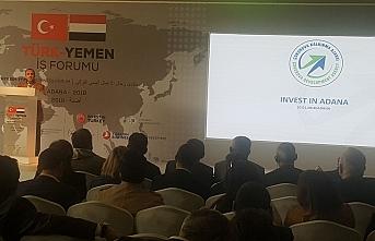 Türk-Yemen İş Forumu'nun 2. Karaman'da...