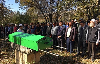 Vali Meral, Küçük Hüseyin'in Cenazesine Katıldı