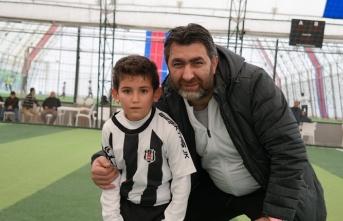 Beşiktaş Mersin Bölge Turnuvasında Başarısıyla...