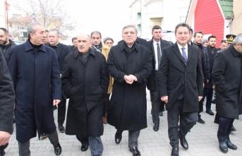 Devlet Protokolü Duran Ahmet Dinçer'in Cenazesi...