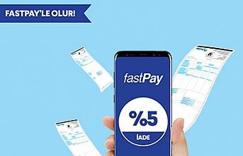 Fastpay İle Elektrik Faturası Ödemelerinde Yüzde...