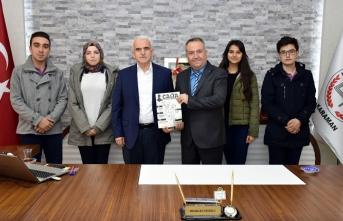 """İrfan Ataseven Anadolu Lisesi'nden """"Çağa""""..."""