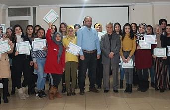 Kırsalda Genç Ve Kadın Girişimciliği Proje Tamamlandı