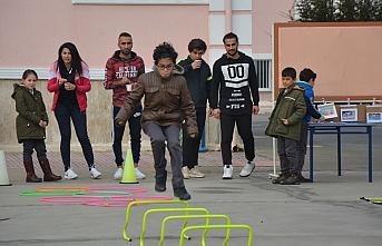 KMÜ Öğrencilerinden Babaoğlu Kolejine Ziyaret