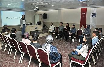 KMÜ'de Proje Yazma Eğitimi Verildi