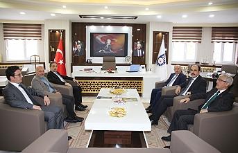 Konya Valisi Ve Konya Büyükşehir Belediye Başkanı'ndan...
