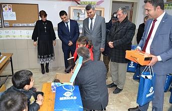 Medaş'tan Köy Okullarına Duyarlı Hareket