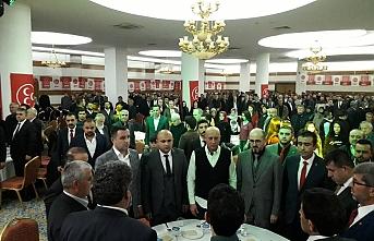 """MHP İl Başkanı Yılmaz: """"Vazifeye Atılmanın..."""