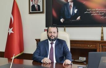 """Rektör Akgül'den """"İnsan Hakları İhlalleri..."""