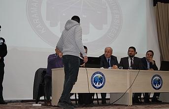 Üniversiteye İşkur'dan Alınacak 50 Kişi Kurayla...