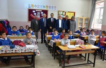 Vali Yardımcısı Türkoğlu Morcalı'da