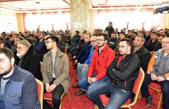 Küçük Sanayi Sitesi Anahtar Teslim Töreni Yapıldı