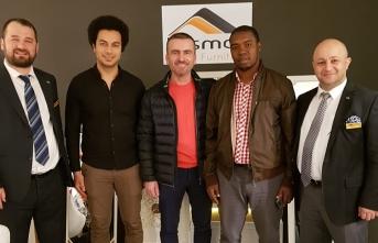 Oğuzcanlar'dan CNR İMOB-Uluslararası İstanbul...