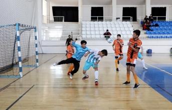 Okullar Arası Gençler Futsal Müsabakaları Sona...