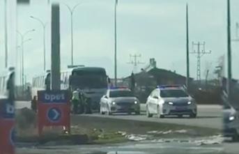 Sürücüyü Darp İddiasıyla 4 Polis Görevden Uzaklaştırıldı