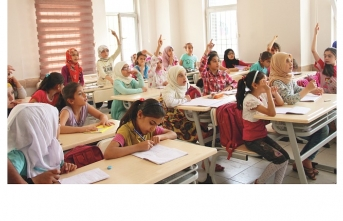 Türkiye'de Üniversite Okuyan Suriyeli Sayısı...