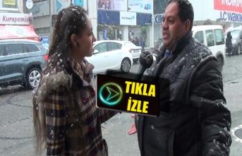 Bakan Kurum'un 1 Milyonluk Yatırım Sözüne Vatandaş...