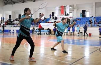Ev Sahibi Olduğumuz Analig Badmintonda Yarı Finale...
