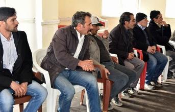 Karacaören Köyü Sakinleri Maden Ocaklarıyla İlgili...