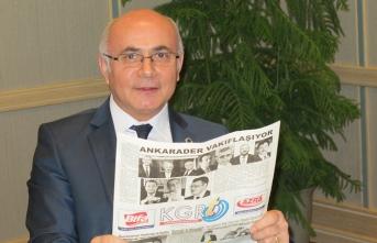 KGRT KARAMAN Gazetesi Külliye'de