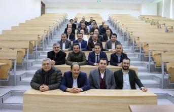 Konya-Karaman Oda ve Borsa İstişare Toplantısına...