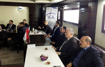MÜSİAD'dan SGK ve İŞ-KUR Bilgilendirme Toplantısı
