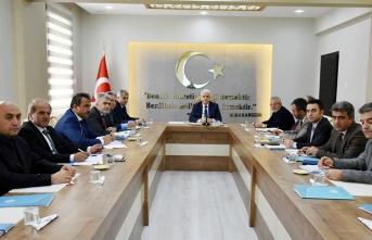 Toplantının Ev Sahibi Kazımkarabekir İlçe Milli...