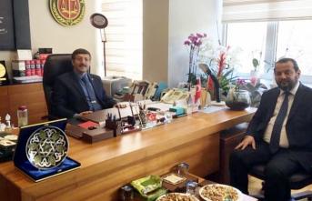 Yargıtay 3. Ceza Dairesi Başkanı Atalay'ı Ziyaret...