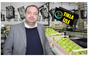 """Yıldızbaş """"Elmanın Depo Çıkış Fiyatı 1,5..."""