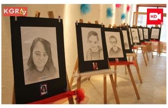 21 Mart Dünya Down Sendromlular Farkındalık Sergisi...