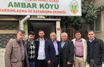 Ambar Köyü Yardımlaşma Derneği Yeni Yönetimi...
